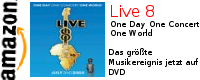 Live 8. One day One Concert One World